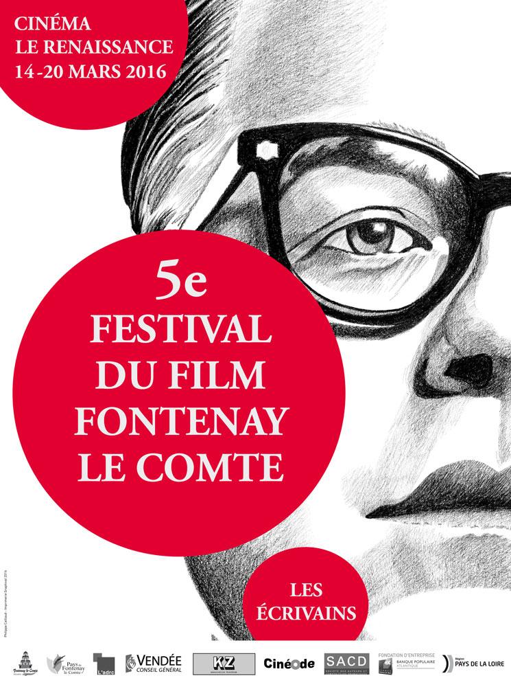 5 me festival du film de fontenay le comte de la litt rature au cin ma la plateforme. Black Bedroom Furniture Sets. Home Design Ideas
