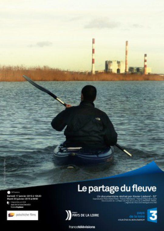 Logo de la page Le partage du fleuve