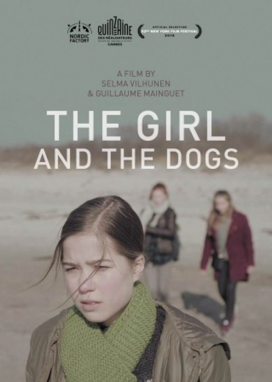 Logo de la page The Girl and the Dogs
