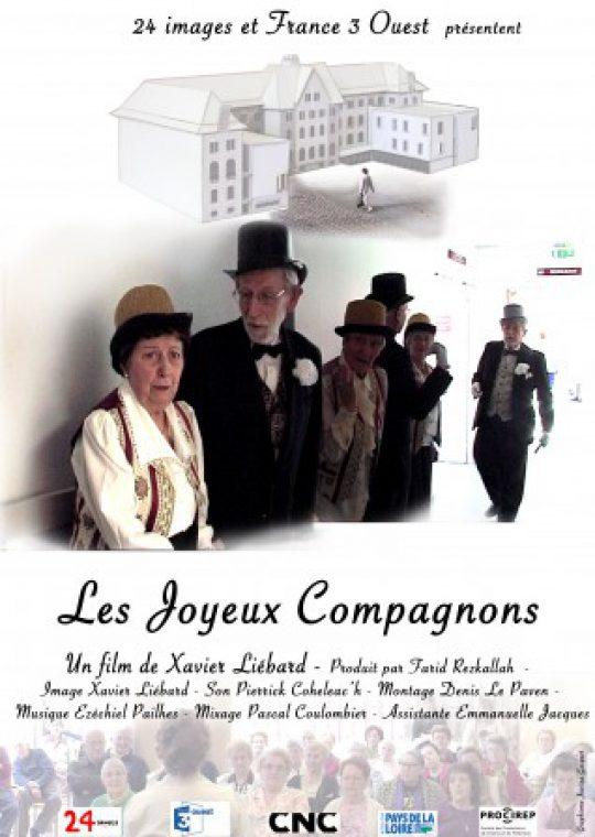Logo de la page Les Joyeux compagnons