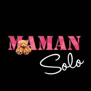 Logo de la page MAMAN SOLO la série