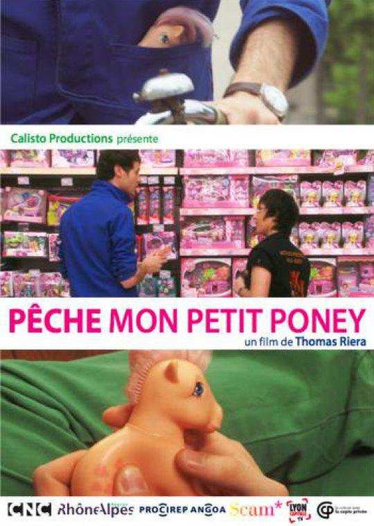 Logo de la page Pêche mon petit poney