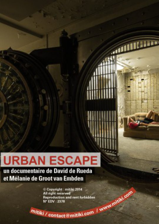 Logo de la page URBAN ESCAPE