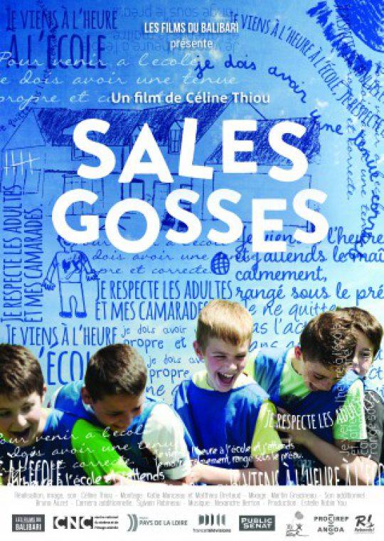 Logo de la page Sales gosses