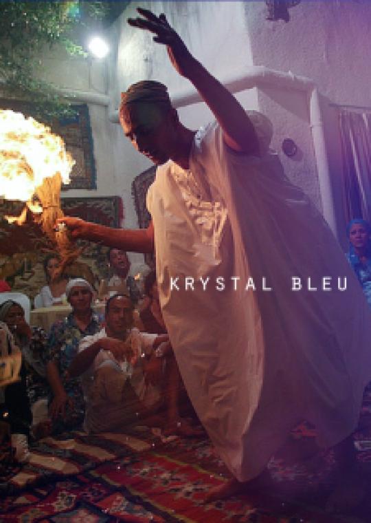 Logo de la page Krystal Bleu