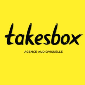 Logo de la page TAKESBOX