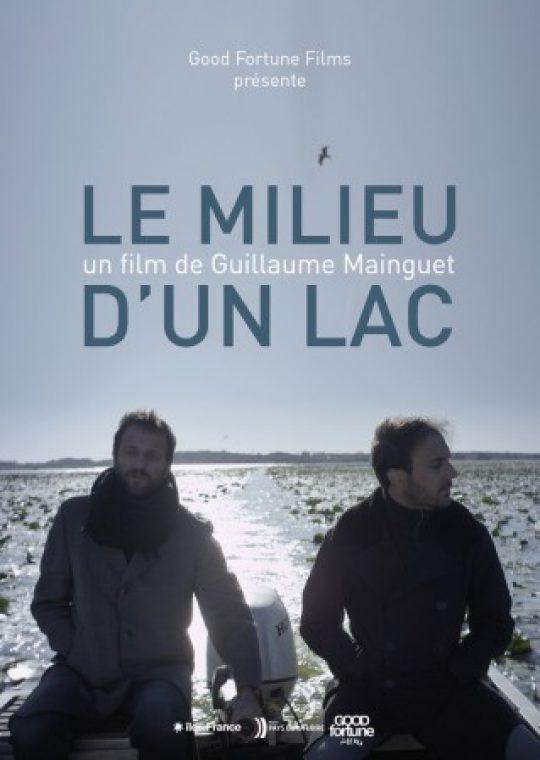 Logo de la page Le Milieu d'un lac