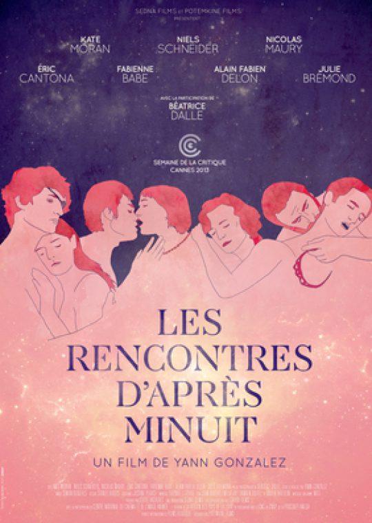 Logo de la page Les rencontres d'après minuit