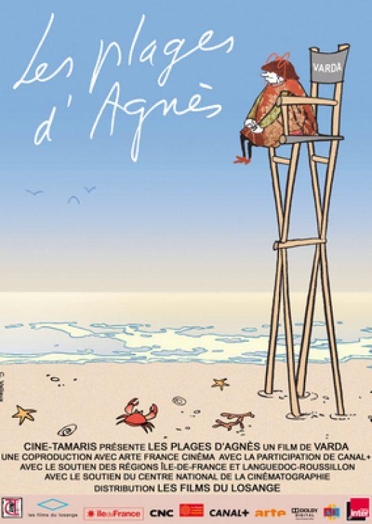 Logo de la page Les plages d'Agnès