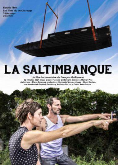 Logo de la page La Saltimbanque