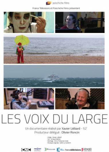 Logo de la page Les voix du large