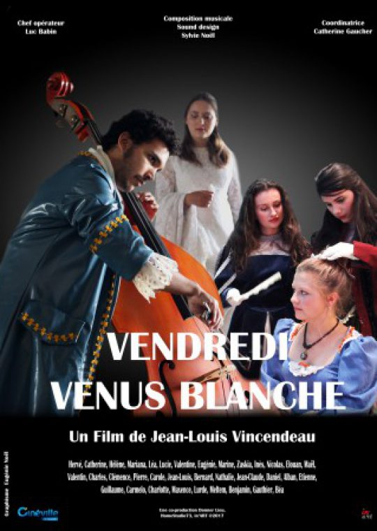 Logo de la page Vendredi Vénus Blanche