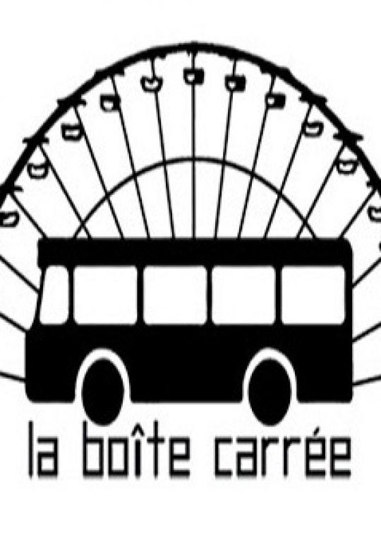 Logo de la page La boîte carrée