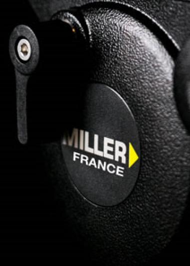 Logo de la page Miller