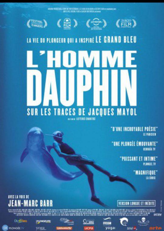 Logo de la page L'Homme dauphin, sur les traces de Jacques Mayol