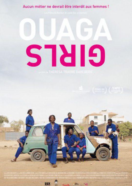 Logo de la page Ouaga Girls