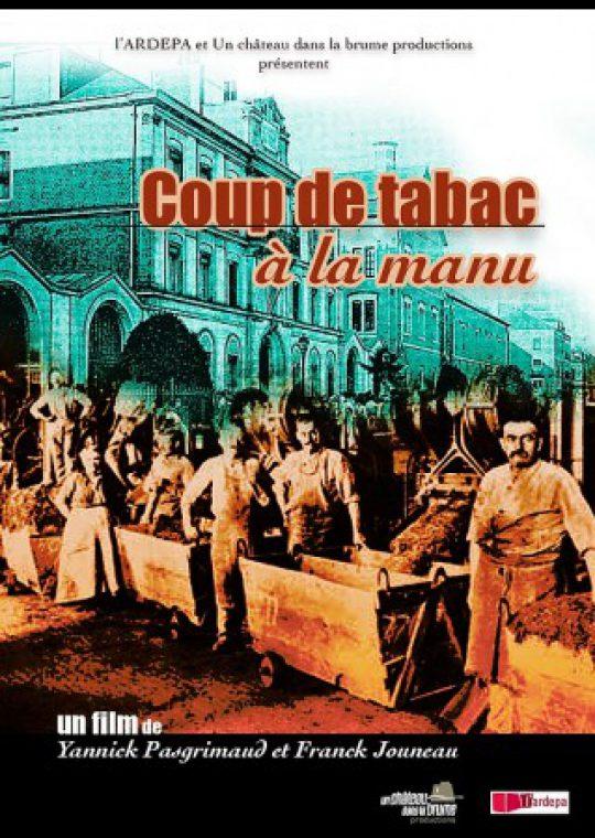 Logo de la page Coup de tabac à la Manu