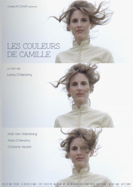 Logo de la page Les couleurs de Camille