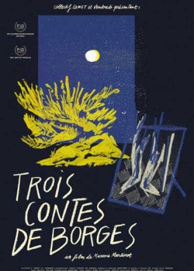 Logo de la page Trois contes de Borges