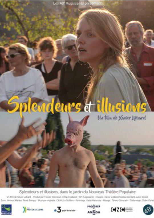 Logo de la page Splendeurs et Illusions