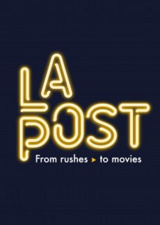 Logo de la page La Post