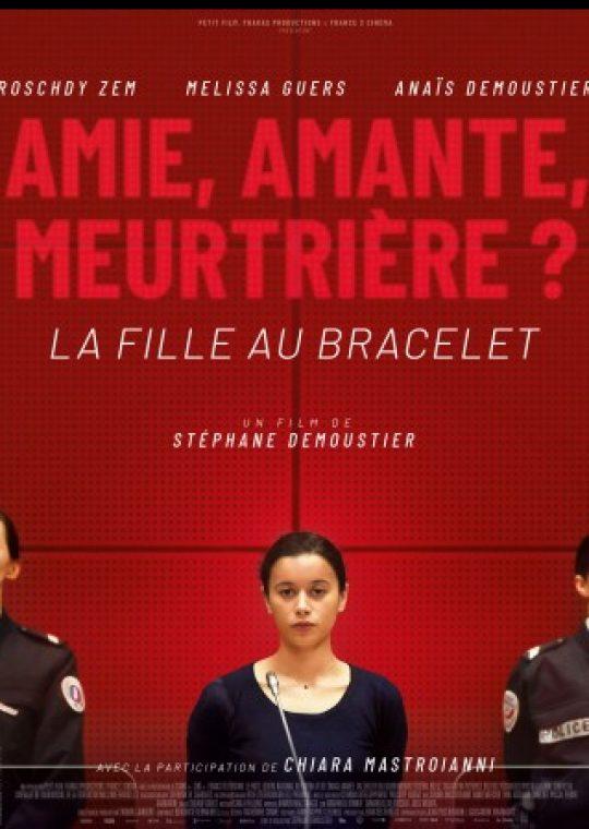 Logo de la page La Fille au bracelet