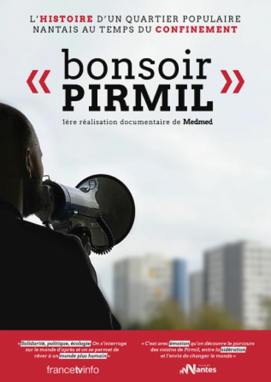 Logo de la page « Bonsoir Pirmil »