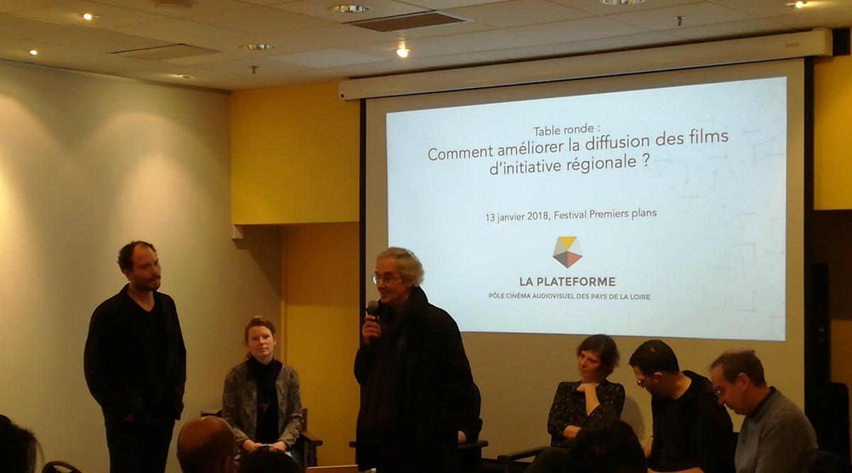 Diffusion des films d'initiative régionale : réunion #1